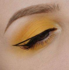 Edgy Makeup, Makeup Eye Looks, Eye Makeup Art, Cute Makeup, Skin Makeup, Eyeshadow Makeup, Makeup Inspo, Makeup Inspiration, Makeup Meme