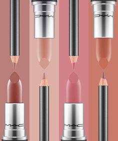 MAC's Lip Kits Are Every Nude Lover's Dream