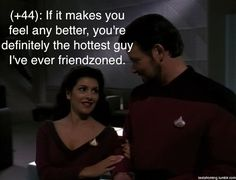 Texts from Star Trek: The Next Generation <--- HAA HAA!
