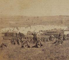 31st Pennsylvania Volunteer Infantry Regiment near Fort Slocum, Washington, D.C.