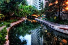 River walk - San Antonio, TX wait I live here! Lol