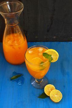 mango mojito - tasty, refreshing summer drink #food #beverage #mango #summer