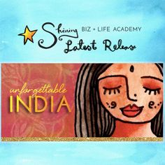 NEW COURSE RELEASE UNFORGETTABLE INDIA http://leoniedawson.com/new-course-release-unforgettable-india/