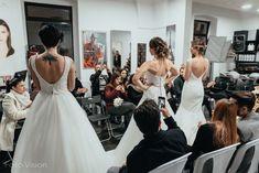 Sfilata di abiti da sposa 2018 dell'atelier Casa della Sposa Lecce