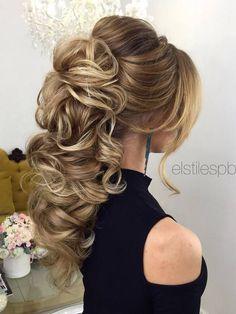 Resultado de imagen de long wedding hairstyles