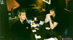 1984 - Ian Haugland and John Norum Europe Band, Heavy Metal Bands, Hard Rock, Rock Bands, Sweden, Crushes, Barcelona, Concert, Restaurants