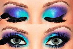 More Adel Makeup
