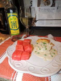 """Kathiey's World: Recipe Review..""""Stovetop Chicken Pie"""" from Southern Living Magazine"""