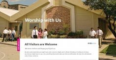 What are Mormon Sunday services like? Find out more in this LDS Media Talk article.