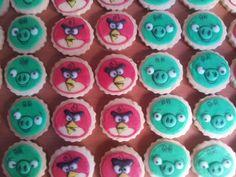 galletas Angry Birds sin gluten