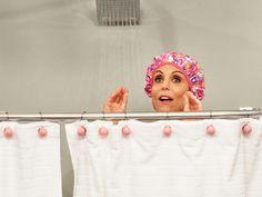 More of Bethenny's Favorite Shower Tips