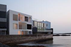 Image 1 of 16 from gallery of Nowhere but Sajima / Yasutaka Yoshimura Architects. Photograph by Yasutaka Yoshimura