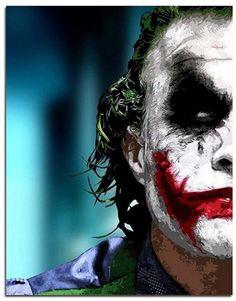 Le Joker Batman, The Joker, Joker Heath, Joker Face, Joker And Harley Quinn, Gotham Joker, Heath Ledger Joker Wallpaper, Batman Joker Wallpaper, Joker Iphone Wallpaper