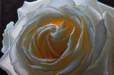 Creation X This is thetenth painting in thecreation series of floral paintings, the first of which was paintedover a decade ago. Original oil painting of a white rose,by Vincent Keeling  120x80cm or31x47 inches Oilonlinen unframed   This painting is now SOLDbut I do have other rose paintings in my collection. Floral Art Collection of Paintings and Prints, by Vincent Keeling   If however, you are interested in similar larger pieces, please contactme byemailor follow me on…