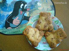 Brumko (fotorecept) - recept | Varecha.sk Cookies, Desserts, Food, Crack Crackers, Tailgate Desserts, Deserts, Biscuits, Essen, Postres