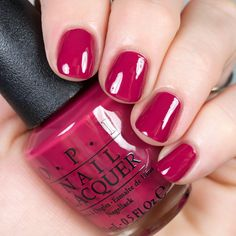 """Get ready to """"fall"""" in love with the bold, sophisticated creams of the new 2016 OPI Washington DC collection. A collab with the beautiful Kerry Washington! Opi Nail Polish, Opi Nails, Mauve Nails, Cranberry Nails, Cranberry Fluff, Opi Washington Dc, Kerry Washington, Opi By Popular Vote, Opi Nail Colors"""