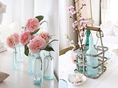 Com uma pitada de criatividade você pode decorar um ambiente gastando pouco. Ta aí uma ideia simples e super fofa!