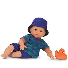 Corolle Mon Premier Bebe Bath Boy Doll   Specially designed for bathtime fun! Its soft body is so light it floats in the tub and dries when bathtime is over. It comes with a Read  more http://shopkids.ca/toys-videos-games/corolle-mon-premier-bebe-bath-boy-doll