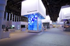 2014 - CES Samsung Exhibit - Fine Design Associates