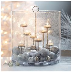 Simple and cute for Christmas decor