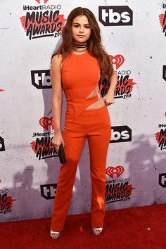 Selena Gomez at Music Awards 2016.