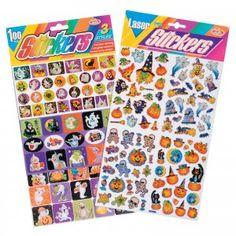 Freebie: Free Halloween Stickers