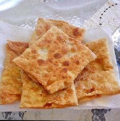 Greek Meze, Food Network Recipes, Cooking Recipes, The Kitchen Food Network, Greek Recipes, Tart, Food And Drink, Pie, Sweets