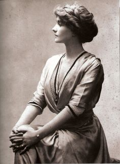 Young Coco Chanel (age 23)