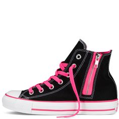 Chuck Taylor Side Zip