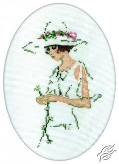 Cross stitch supplies from Gvello Stitch Inc. Hundreds of cross stitch products available delivered world-wide at affordable prices. We sell cross stitch kits, needles, things you need to make beautiful cross stitch designs. Cross Stitch Kits, Cross Stitch Charts, Cross Stitch Designs, Cross Stitch Patterns, Cross Stitching, Cross Stitch Embroidery, Hand Embroidery, Stitches Wow, Cross Stitch Silhouette