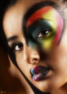 Make up von Real Art Photography