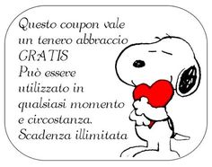 OCCHIETTI : Foto Snoopy Quotes, Italian Quotes, Friendship Love, Learning Italian, Magic Words, Human Soul, Vintage Cartoon, Good Morning Quotes, Emoticon