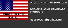 No outsourcing everything made in the U.S.A.