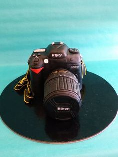 Should this be on my photo or my food board?!?  Nikon camera  Cake by HaveSomeSugar