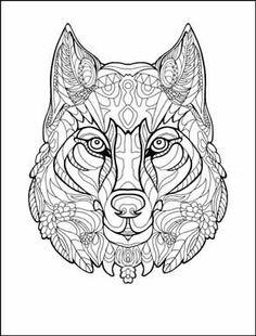Coloriage De Mandala Chien.230 Meilleures Images Du Tableau Coloriage Mandala Chien Coloring
