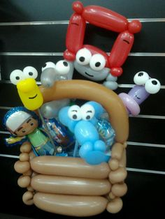 1000 Images About Handy Manny Party On Pinterest Cupcake Picks Plush Dolls And 3rd Birthday