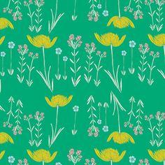 Leah Duncan - Meadow - Savanna Glow in Mint