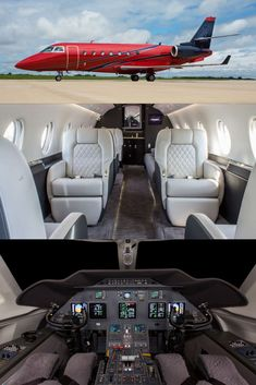 🔎 You have an audience? Or are you in business? Do you have contacts or are you an influential person? Enter a unique partnership, + info Luxury Jets, Luxury Private Jets, Airplane Car, Airplane For Sale, Private Pilot, Private Plane, Gulfstream V, Private Jet Interior, Aircraft Interiors