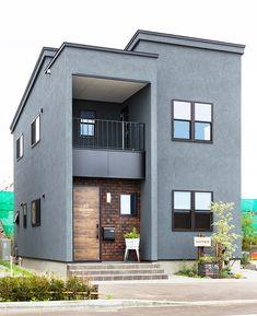 59 Super Ideas Home Ideas Design Disain Home Building Design, Home Design Plans, Building A House, Modern Bungalow House, Modern House Design, Loft Interior Design, Exterior Design, Loft Interiors, Stone Houses