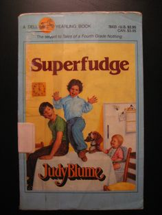 All the Judy Blume books were GREAT!!! My4th grade teacher Mrs.Rubin loved reading these books to us