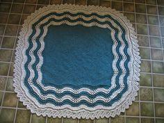 Ravelry: irishmagda's Shetland Hap pattern by Cathliin