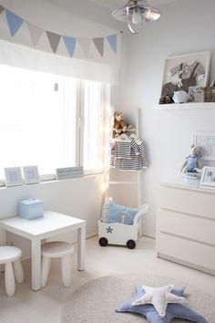 lastenhuoneen sisustus maalaisromanttinen - Google-haku