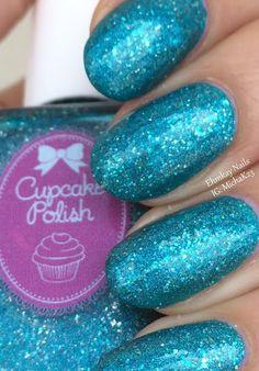ehmkay nails: Cupcake Polish: Las Vegas Showgirl Collection. Cupcake Polish Bluebell Girls