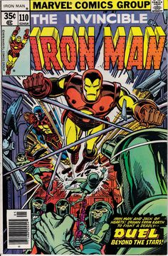 Iron Man #110 (May 1978)