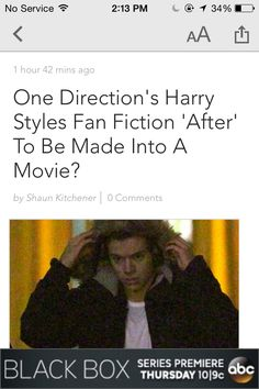 What did they just said that after is going to be a movie Fangirl down