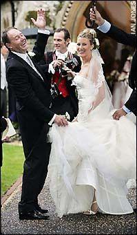 Sara Buys Tom Parker Bowles Wedding 2005 Pinterest