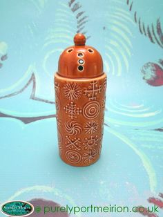 Portmeirion Amber Totem Sifter