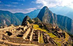 インカの要塞都市 マチュピチュ/ペルー