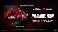 PUBG will be free for all Stadia users for two months and non-Pro users might lose access after this period. · Stadia users will get free access to PUBG · Stadia users who do not have Pro-subscriptions can play PUBG for free . Electronic Arts Games, Sweet Games, Octopath Traveler, Youtube News, Game Streaming, Cold Front, More Games, Star Wars Jedi, Current News