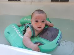 Mambo Climb Float - SwimTrainer months - 2 Years) With Canopy Baby Swim Float, Swimming Strokes, Shark Tale, Toddler Swimming, Water Safety, Strong Legs, Learn To Swim, Baby Up, Water Activities